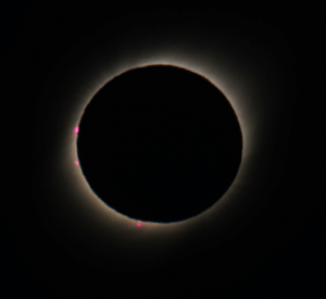 Argentina, Eclipse, and Solar Eclipse: Solar Eclipse from Junín, Argentina