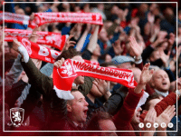 Chelsea, Club, and Memes: SOLD OUT | The Riverside will have a full house to watch #Boro take on Chelsea Football Club this Sunday - http://bit.ly/2eBcxdx