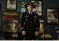 We'll take it from here    ~ CPT J BURNETT: SOLDATS  G I B  WE WERE SOLDIERS  JULIE  MOORE  S ON  GENERAL  HAL MOORE We'll take it from here    ~ CPT J BURNETT