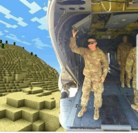 Soldiers, Iraq, and Time: Soldiers landing in Iraq for the first time, not knowing what to expect. (Circa 2001)