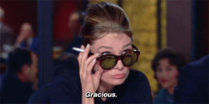 soldmysoultocinema:  chewbacca: Breakfast At Tiffany's (1961) dir. Blake Edwards   : soldmysoultocinema:  chewbacca: Breakfast At Tiffany's (1961) dir. Blake Edwards