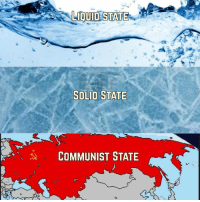Communist, Solid, and Solid State: SOLID STATE  COMMUNIST STATE