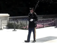 Memes, Patriotic, and Soldiers: Solider yells at disrespectful laughing crowd in at the, 'Tomb of the Unknown.' This is a really old video that was recorded back in 2010, this sort of shit happens all the time now, it used to be a rare occurrence for people to be this disrespectful 🇺🇸 ➖ Tag your Squad! ➖ Follow my personal @mightypatriot ➖ GETSOME ArmyStrong Sailor Marine Veterans Military Brotherhood Marines Navy AirForce CoastGuard UnitedStates USArmy Soldier NavySEALs 50cal flag operator troops tactical Navylife patriot USMC Veteran USA America Freedom 2A