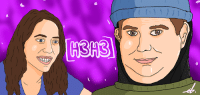 some fan art for H3h3productions: some fan art for H3h3productions