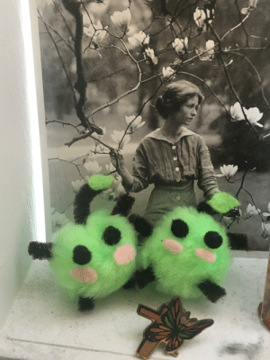 Company, That, and Keep: Some Junimo puffs that keep me company