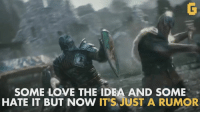 Will For Honor need to be online all the time!?: SOME LOVE THE IDEA AND SOME  HATE IT BUT NOW IT'S JUST A RUMOR Will For Honor need to be online all the time!?