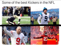 NFL: Some of the best Kickers in the NFL
