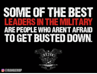 Rules are meant to be broken when they're meant to be broken.   RangerUp.com: SOME OF THE BEST  LEADERS INTHEMLITARY  ARE PEOPLE WHO ARENT AFRAID  TOGET BUSTED DOWN  O@RANGERUP Rules are meant to be broken when they're meant to be broken.   RangerUp.com