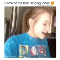 Memes, Singing, and Videos: Some of the best singing Vines  follow @thedivinevoices  thedivinevoices Follow @thedivinevoices my favorite Singing Page ⭐️ 🎵@thedivinevoices🎵 🎵@thedivinevoices🎵 🎵 @thedivinevoices🎵 Go checkout their videos!💜
