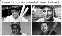 Jersey💋: Some of the most famous baseball players of all time Jersey💋