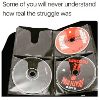Memes, Struggle, and Wshh: Some of you will never understand  how real the struggle was  HI Who remembers?! 💯 WSHH