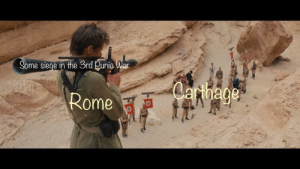 Romans: oh we know genocide..: Some siege in the 3rd Punic War  Carthage  Rome Romans: oh we know genocide..
