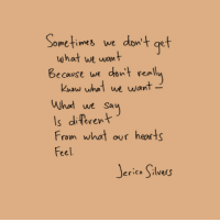 Wow, Hearts, and What: Some times we don't qet  what we wow  Because we dort re  kaw what we want  What wt Sa  s diferen  From what our hearts  Feel  eric Shves