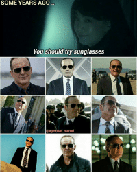So it was Agent May's advice. Tbh. Young Agent May is the cutest thing ever!! 😍😍 . . . . . . . . . [ captainamericacivilwar doctorstrange ghostrider spiderman blackpanther inhumans mcu marvel philcoulson theavengers agentward hive hydra marvelcomics agentfitz nickfury agentsimmons fitzsimmons agentcarter agentsofshield civilwar captainamerica clarkgregg agentphil fitz simmons quake skyeward daisy agentfitz chloebennet ]: SOME YEARS AGO  You should try sunglasses  agentsof marvel So it was Agent May's advice. Tbh. Young Agent May is the cutest thing ever!! 😍😍 . . . . . . . . . [ captainamericacivilwar doctorstrange ghostrider spiderman blackpanther inhumans mcu marvel philcoulson theavengers agentward hive hydra marvelcomics agentfitz nickfury agentsimmons fitzsimmons agentcarter agentsofshield civilwar captainamerica clarkgregg agentphil fitz simmons quake skyeward daisy agentfitz chloebennet ]