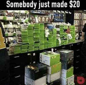 Relatable: Somebody just made $20 Relatable