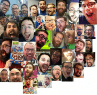 Someone made a collage of the wide mouth soyboy expression that I love so much lmao  ~cwb  (Niche Gamer): Someone made a collage of the wide mouth soyboy expression that I love so much lmao  ~cwb  (Niche Gamer)