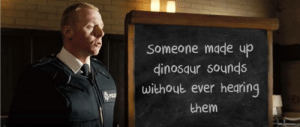 Cornetto memes: Someone made up  dinosaur sounds  without ever hearing  POLIT  them Cornetto memes