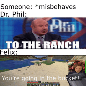 Yes Please Please Dr Phil Sentences That Could Be in a Felix