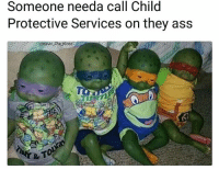 Af, Ass, and Funny: Someone needa call Child  Protective Services on they ass  OKevin The Kddd I'm weak af 😂😂
