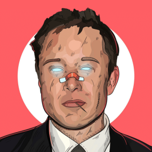 Cool, Made, and Drawing: Someone on r/elonmusk made a pretty cool drawing