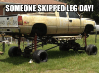 Memes, Drive, and Tag Someone: SOMEONE SKIPPED LEG DAY Tag someone who'd drive this!