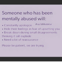 Mentally have abused who been people Emotional Abuse