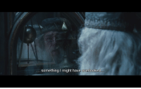 Dumbledore, Fire, and Powerful: something I might have overlooked