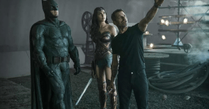 """Sometimes people say that a movie would be better as a tv show, but """"Justice League"""" (2017) wouldn't be better if there was a Snyder cut.: Sometimes people say that a movie would be better as a tv show, but """"Justice League"""" (2017) wouldn't be better if there was a Snyder cut."""