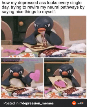 Sometimes r/depression_memes are wholesome too <3: Sometimes r/depression_memes are wholesome too <3