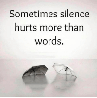 Memes, Silence, and 🤖: Sometimes silence  hurts more than  words.
