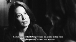 http://iglovequotes.net/: Sometimes the best thing you can do is take a step back  and give yourself a chance to breathe. http://iglovequotes.net/