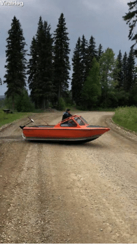 Run, You, and When You: Sometimes when you run out of lake, you need to improvise...