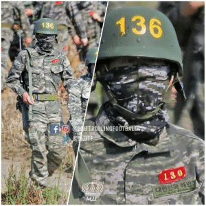 Son Heung-Min during military training in South Korea.😱🤯🔥 https://t.co/asJv77dCt7: Son Heung-Min during military training in South Korea.😱🤯🔥 https://t.co/asJv77dCt7