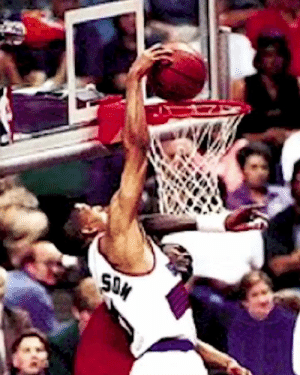 "#TBT When 6'1"" Kevin Johnson POSTERIZED 7'0"" Hakeem the Dream 😱🔥😱 #ThrowbackThursday #ballislife https://t.co/vp87zBq1Pe: SON #TBT When 6'1"" Kevin Johnson POSTERIZED 7'0"" Hakeem the Dream 😱🔥😱 #ThrowbackThursday #ballislife https://t.co/vp87zBq1Pe"