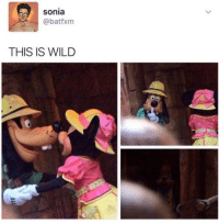 Childhood ruined: Sonia  @batfxm  THIS IS WILD Childhood ruined