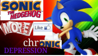 Same: SONIC  HEDGEHOG  TM  Like  chr  IC  DEPRESSION Same