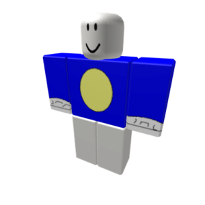 Sonic Shirt Blue Arms Not Tan Roblox Blue Meme On Me Me