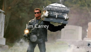 FACTS: Sonic the Hedgen00  Jim Carrey FACTS