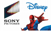 Memes, Sony, and 🤖: SONY  PICTURES  DISNEp Sony is rumored to sell the full Spider-Man film rights back to Disney. This would include all characters and villains associated with the Web-Head. Of course, take this with a huge grain of salt. http://bit.ly/2l1xFZa  (Reilly Johnson)