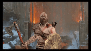 Sony Santa Monica tweets their reaction to God of War winning the GOTY-award: Sony Santa Monica tweets their reaction to God of War winning the GOTY-award