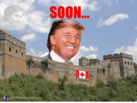 SOON  Canada  REAL Patriot Donald Trump memes -TheSage