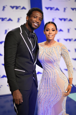 soph-okonedo:     Gucci Mane and Keyshia Ka'Oir   attend the 2017 MTV Video Music Awards at The Forum on August 27, 2017 in Inglewood, California  : soph-okonedo:     Gucci Mane and Keyshia Ka'Oir   attend the 2017 MTV Video Music Awards at The Forum on August 27, 2017 in Inglewood, California