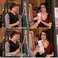 Memes, Sorry, and 🤖: Sorry, I think you dropped this.  No, that's not mine.  PRIMESCENES  I know, I neededlan.excuse  to come and talk'to you WOWP my childhood faves. Did you ship Mason & Alex? - follow @primescenes (me) for more.