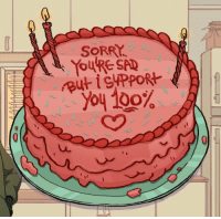 Advice, Anaconda, and Memes: SORRY.  REYOURE SAD  , you 100% when ur friend is venting to u but u don't know what to advice give or what to say https://t.co/DlzTvXZwc7
