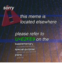 located elsewhere: sorry  this meme is  located elsewhere  please refer to  U E2FES9  on the  supplementary  supplementary  special-purpose  special purpose  plane, ect  plahe located elsewhere