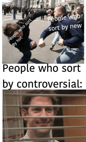 Memes, Controversial, and Who: sort by new  People who sort  by controversial: Slippery little basterds via /r/memes https://ift.tt/2Nbgbaj