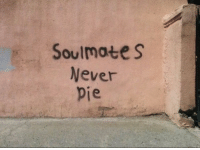 Never, Only One, and Am I the Only One: Soulmates  Never  je Am I the only one reading it as soulmates never pie