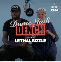 Dame Judi Dench rapping with @lethalbizzle is the most ridiculous thing you'll see today 😂👏🏼 @victoriaandabdul: SOUND  ON  LAD  BIBLE  DENC  RAPS WITH  LETHALBZZZLE Dame Judi Dench rapping with @lethalbizzle is the most ridiculous thing you'll see today 😂👏🏼 @victoriaandabdul