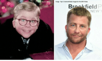 A Christmas Story, Memes, and Ralphie: Source NNDB  Image Ilya S Savenok Getty Images forthe 2015 Tribec  Brookfield  NEW Peter Billingsley - 45 Ralphie - A Christmas Story Now a movie producer. Also brief appearance in Ironman (08)