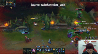 Never let a Wolf hide in the brush... Find more top League of Legends Twitch Clips here! http://wwg.com/video/twitch-clips: Source: twitch tv/skt1 wolf  A  32 15  FPS 109  ohayo  varstando man 2711  poor wolf  is everyone by fakersee ccc Never let a Wolf hide in the brush... Find more top League of Legends Twitch Clips here! http://wwg.com/video/twitch-clips